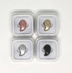 Mini Fone de Ouvido H'Maston com Bluetooth V4.1 Produto Novo na Caixa