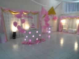 Vendo ponto salao de festa materiais de decoração