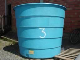 Caixa de água de 3.000 litros em fibra de vidro direto de fabrica