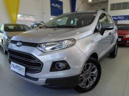 Ford Ecosport 1.6 Freestyle automática - unica dona - 2017