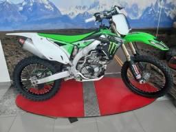 Kawasaki kx 450 - 2012