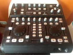 Mesa controladora DJ
