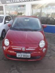 Fiat 500 2011/2012 1.4 cult 8v Flex 2p automatizado - 2011