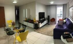 Apt com 3 quartos na Ponta Verde - 96m²