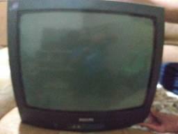 "Tv 22"" e conversor"