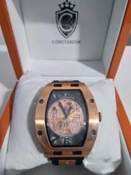 Relógio de pulso Constantin NOVO