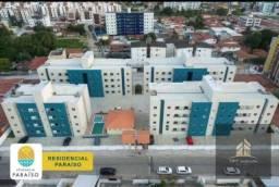 Apartamento com 2 dormitórios à venda por r$ 133.000 - geisel - joão pessoa/pb