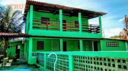 Casa com 6 dormitórios à venda, 250 m² por R$ 480.000 - Sossego - Ilha de Itamaracá/PE