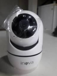 Câmera robô marca inova novas