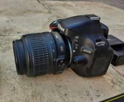 Câmera DSLR - Nikon D5100