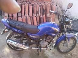 Yamaha 125. R$2.900 - 2008