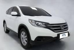 Honda CR-V CRV 2.0 LX Branco Automático Completo - 2012