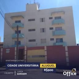 Apartamento kitinete com 1 quarto no Cidade Universitária - Bairro Cidade Universitária em