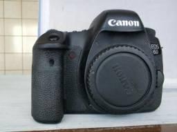 Canon Eos 6d Fullframe Com Wifi E Gps