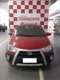 TOYOTA ETIOS CROSS 1.5 16V FLEX 4P MANUAL - 2015