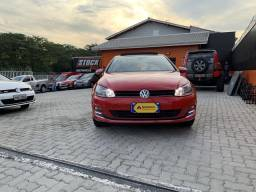 Golf mk7 1.4 turbo único dono com teto - 2014