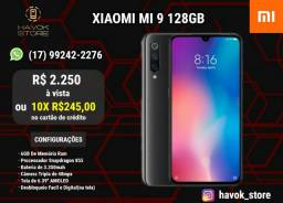 Promoção - Xiaomi Xiaomi Mi 9 128gb - Loja Físíca