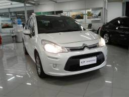CITROEN C3 TENDANCE 1.5 8V FLEX Branco 2013/2014 - 2013