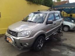 Ecosport Flex +GNV completa XLT - Sem Entrada - 2008