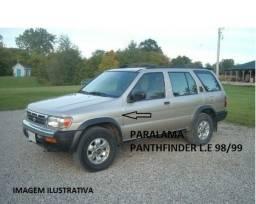 Paralama Panthfinder Nissan L.e Dianteiro (motorista) 98/99