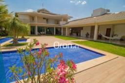 Sobrado à venda, 650 m² por R$ 4.960.000,00 - Alphaville Goiás - Goiânia/GO