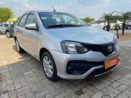ETIOS 2019/2020 1.5 X SEDAN 16V FLEX 4P AUTOMÁTICO