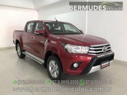 Toyota Hilux CD SR 2016 4x4 2.8 Diesel / 78.000 km