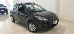 Fiesta 1.6 hatch 2012 *completo