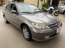 HONDA CIVIC SEDAN LXL-AT 1.7 16v(N.Ser.130cv) 4p