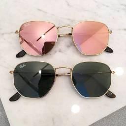 Óculos novos com Garantia! Ray-Ban óculos Rayban