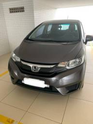 Honda fit lx1.5 aut. único dono!