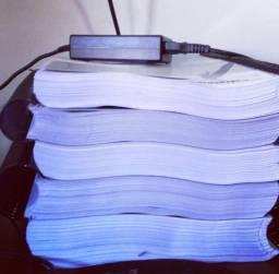 PDF'S IMPRESSOS PARA O CONCURSO UFAC (R$ 400,00)