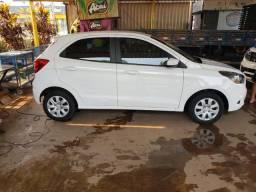 Alugo carro com motorista diária,semanal e mensal  Ford Ka 1.0 2018  ,uber e particular.