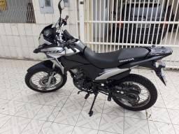 Moto Honda XRE190 2019 alienada ao consórcio Amaury