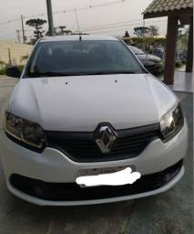 Renault Logan Autentique 1.0 2015 Flex