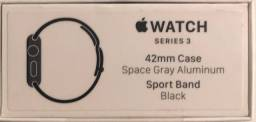 Vendo AppleWatch - Series 3- 42 mm - Black