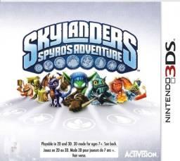 Skylanders Spyro Adventures Nintendo 3Ds