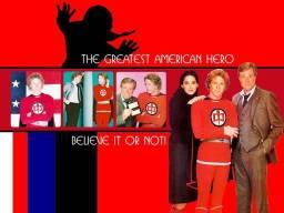 Super Herói Americano - Seriado Antigo