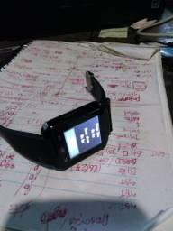 Relógio digital de pulso recarregavel