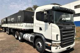 Caminhão Scania - Parcelo
