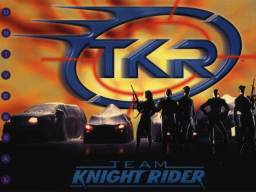 Team Knight Rider (TKR) - Seriado Antigo
