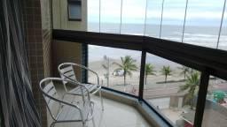 Alugo Apartamento para finais de semana, prédio de frente a praia centro Mongaguá