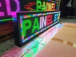 Painel de LED 160X40 colorido (Temos varios modelos)