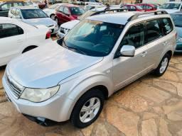 Subaru Forester top com câmbio automático