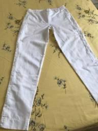 Calça Cantão Branca