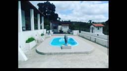 Alugo diária ou mensal casa com piscinA