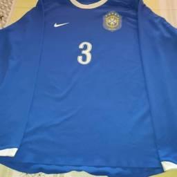 Camisa Seleção brasileira de jogo