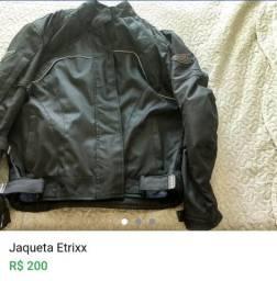 Jaqueta Motociclista Ettixx