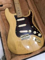 Fender Deluxe Made in México 1998, Captadores Lace Sensor e Hard Case