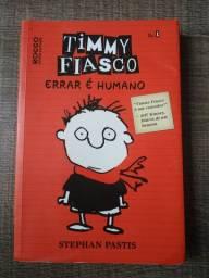 TIMMY FIASCO errar é humano
